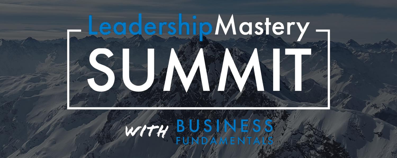 Leadership Mastery Summit 2020