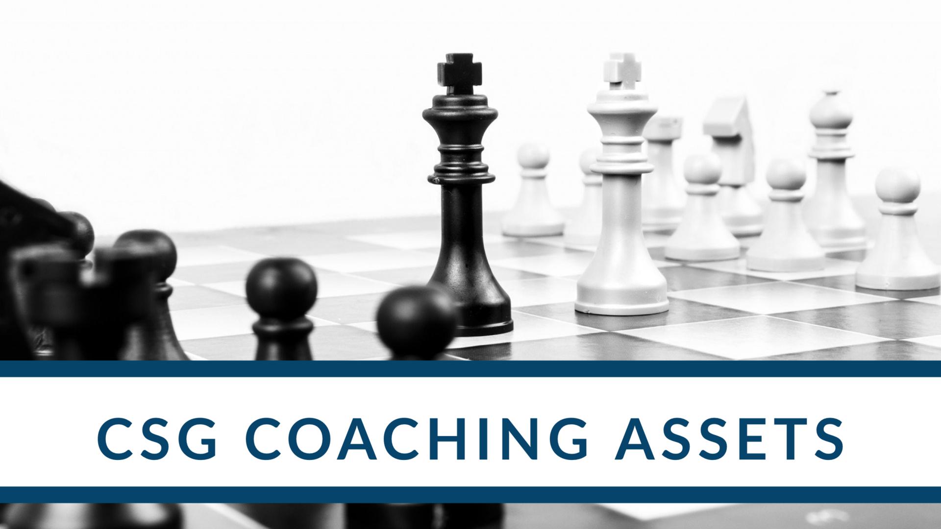 CSG Coaching Assets